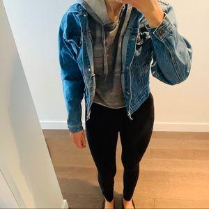 Jackets & Blazers - Nevada Blue Denim Jacket